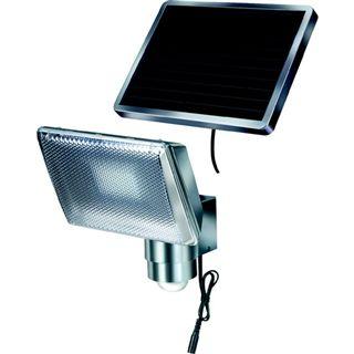 Brennenstuhl Solarleuchte mit Bewegungsmelder 8x0,5 W LED