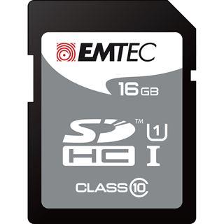 16 GB EMTEC 150x SDHC Class 10 Retail