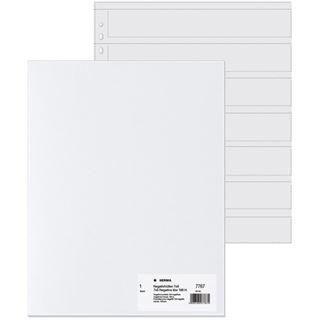 Herma Negativhüllen transparent für 7 x 5 Streifen 100 St.