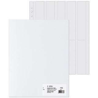 Herma Negativhüllen transparent für 10 x 4 Streifen 100 St.