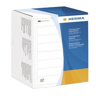 Herma 8293 weiß Computeretiketten 14.7x4.84 cm (6000 Stück)