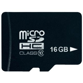 16 GB Platinum BestMedia microSDHC Class 10 Retail