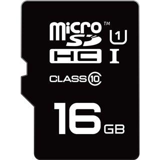 16 GB EMTEC microSDHC Class 10 Retail inkl. Adapter