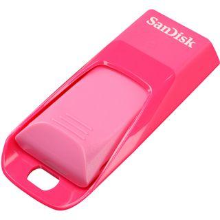 16 GB SanDisk Cruzer Edge weiss/pink USB 2.0