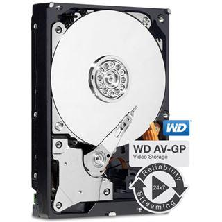 "2000GB WD AV-GP WD20EURX 64MB 3.5"" (8.9cm) SATA 6Gb/s"