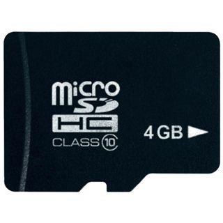 4 GB Platinum BestMedia microSDHC Class 10 Retail