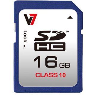 16 GB V7 Turbo SDHC Class 10 Retail
