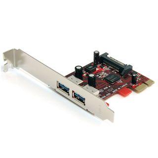 Startech PEXUSB3S22 2 Port PCIe x1 retail