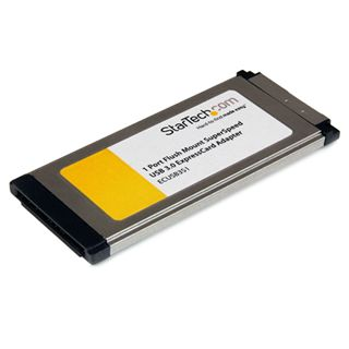 Startech ECUSB3S11 1 Port Express Card 34 retail