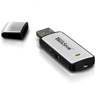 16 GB TrekStor CS grau USB 2.0