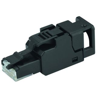 Telegärtner RJ45 Stecker UFP8, Cat 6A, ungesc