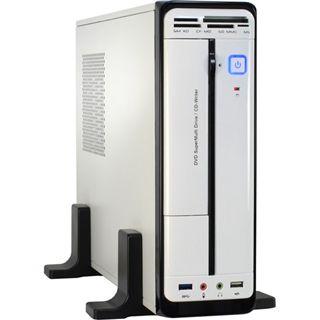 Inter-Tech WD-01 Desktop Desktop 250 Watt weiss