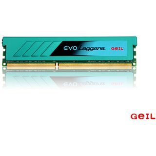 8GB GeIL EVO Leggera DDR3-1600 DIMM CL11 Dual Kit