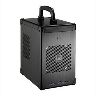 Lian Li PC-TU100B Mini-ITX ohne Netzteil schwarz