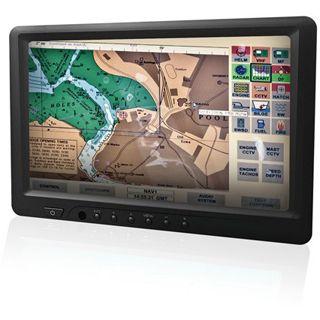 "7"" (17,78cm) Wewa WT0070TMB2 Touch schwarz 800x480 HDMI/VGA/USB"