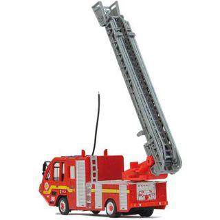 """Jamara Feuerwehr Dreh. JAM 27 MHz Drehleiter """"DLK"""""""