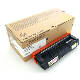 Ricoh Cart. Type SPC310 für SPC310/C311/C312/C231/ C232 yellow (406351) low capacity