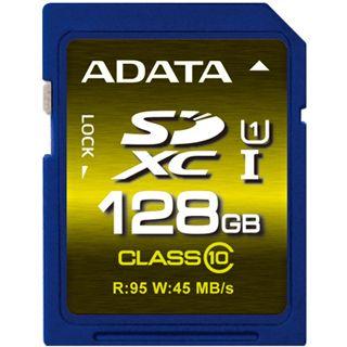 128 GB ADATA Premier Pro UHS-I SDXC Class 10 Retail