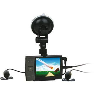 Iconbit Auto Camcorder iconBIT DVR Q2 dual external cam 720x480