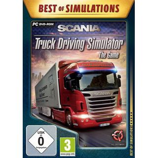 rondomedia Scania Truck Driving Simulator-The Game (Best of)