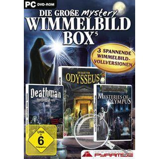 rondomedia Die große Wimmelbild-Box 5