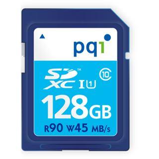 128 GB PQI Thunder SDXC UHS-I Retail