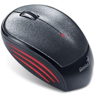 Genius NX-6500 2.4 GHz schwarz (kabellos)