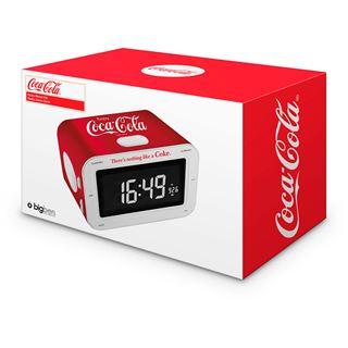 Big Ben Coca Cola Radio Alarm