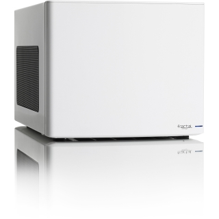 Fractal Node 304 Mini-ITX ohne Netzteil weiss