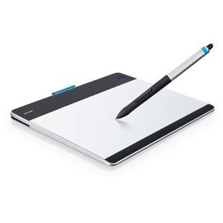Wacom Intuos Pen & Touch S 152x95 mm USB silber/schwarz