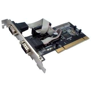 Longshine LCS-6021-485 2 Port PCI retail