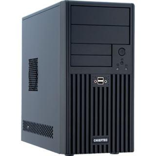 Chieftec UNI BD-02 Mini Tower ohne Netzteil schwarz