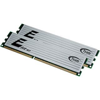 8GB TeamGroup Elite Series DDR3-1600 DIMM CL11 Dual Kit