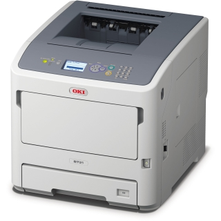 OKI B731dnw S/W Laser Drucken LAN/USB 2.0/WLAN