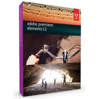 Adobe Premiere Elements 12.0 32/64 Bit Deutsch Grafik Vollversion PC/Mac (DVD)