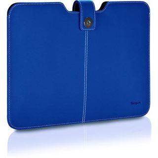 TARGUS Twill 33,02cm 13z Sleeve Blau