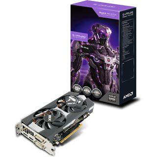 2048MB Sapphire Radeon R9 270X Dual-X Aktiv PCIe 3.0 x16 (Lite Retail)