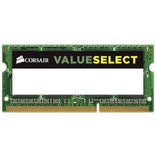 4GB Corsair ValueSelect DDR3L-1333 SO-DIMM CL9 Single