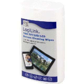 Logilink TFT, LCD und Plasma Reinigungstücher , LogiLink® [RP0010]