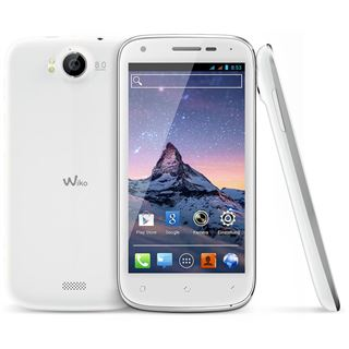 Wiko Cink Peax 2 4 GB weiß