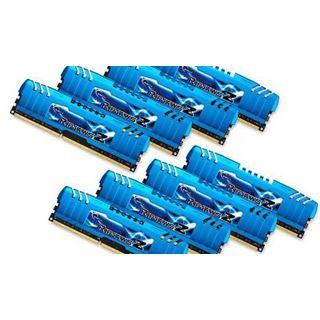64GB G.Skill RipJawsZ DDR3-1866 DIMM CL10 Octa Kit