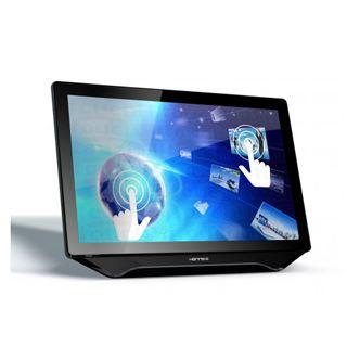 """23"""" (58,42cm) Hannspree HT231HPB Touch schwarz 1920x1080 HDMI/DVI"""