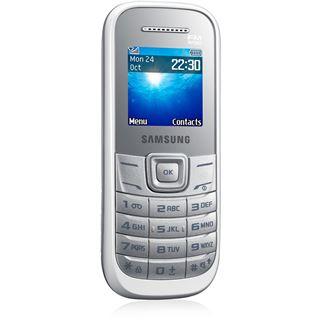 Samsung E1200 weiß