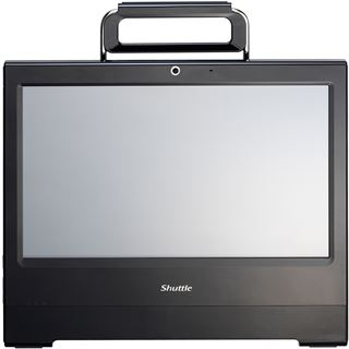 Shuttle X50V2 Plus Touch schwarz All-in-One PC