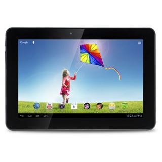 "13.3"" (33,78cm) Hannspree HANNSPad SN14AT71B WiFi/Bluetooth V4.0 16GB schwarz/silber"