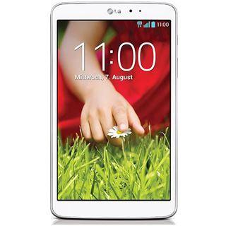 "8.3"" (21,08cm) LG Electronics G Pad 8.3 WiFi/Bluetooth 16GB weiss"