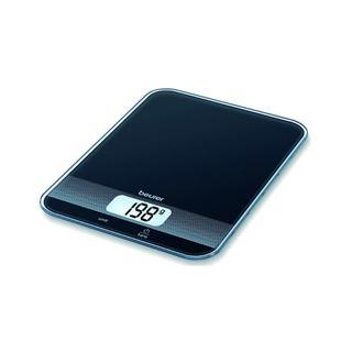 Beurer KS 19 Küchenwaage LCD-Display schwarz
