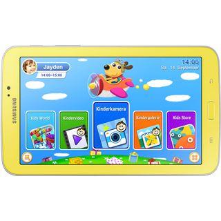 """7.0"""" (17,78cm) Samsung Galaxy Tab 3 Kids T2105B WiFi/Bluetooth V3.0 8GB gelb/grün"""