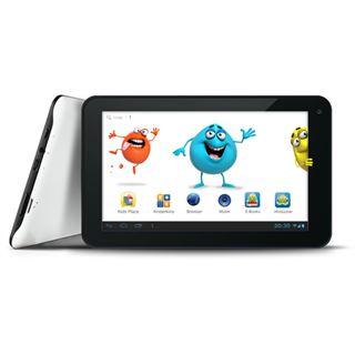 """7.0"""" (17,78cm) Odys Pedi Plus WiFi/3G Dongle Ready 8GB schwarz/weiss"""