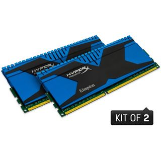8GB Kingston HyperX Predator DDR3-2666 DIMM CL11 Dual Kit